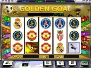 golden goal spiele
