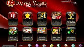 10 Euro gratis im Royal Vegas Casino